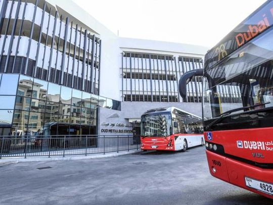 Oud Metha Bus Station