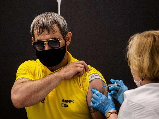 Russia vaccine covid sputnik
