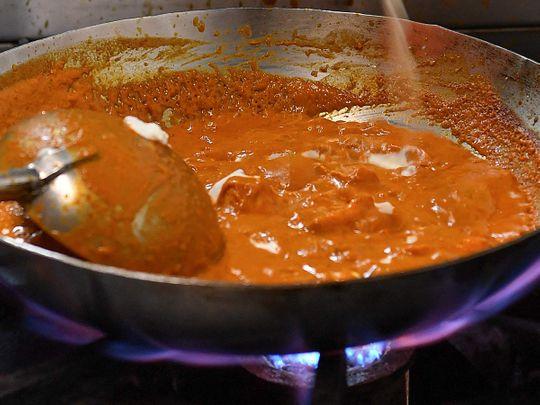 Butter chicken from Chef Saransh Goila's Kitchen