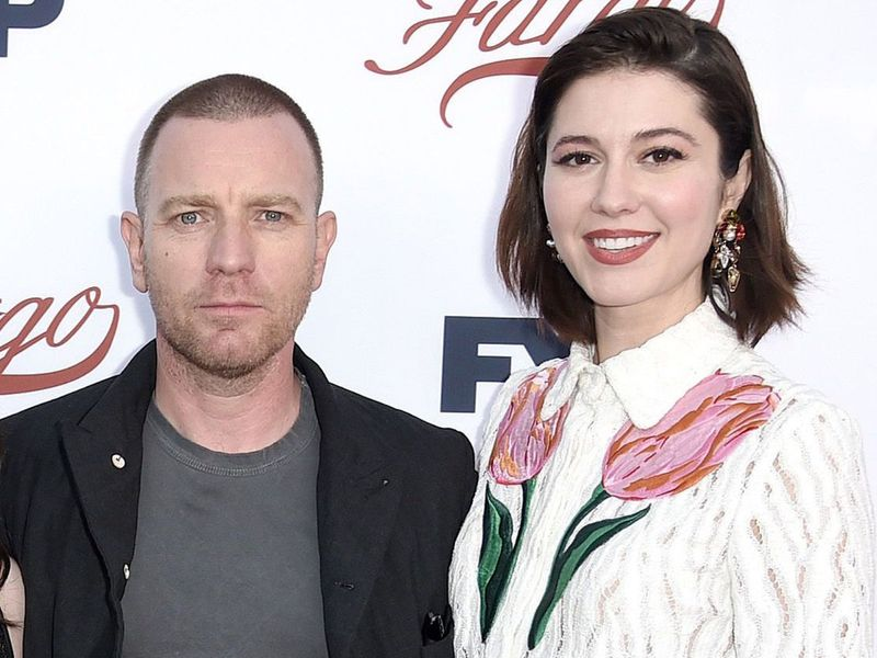 Ewan McGregor and Mary Elizabeth Winstead at FX's
