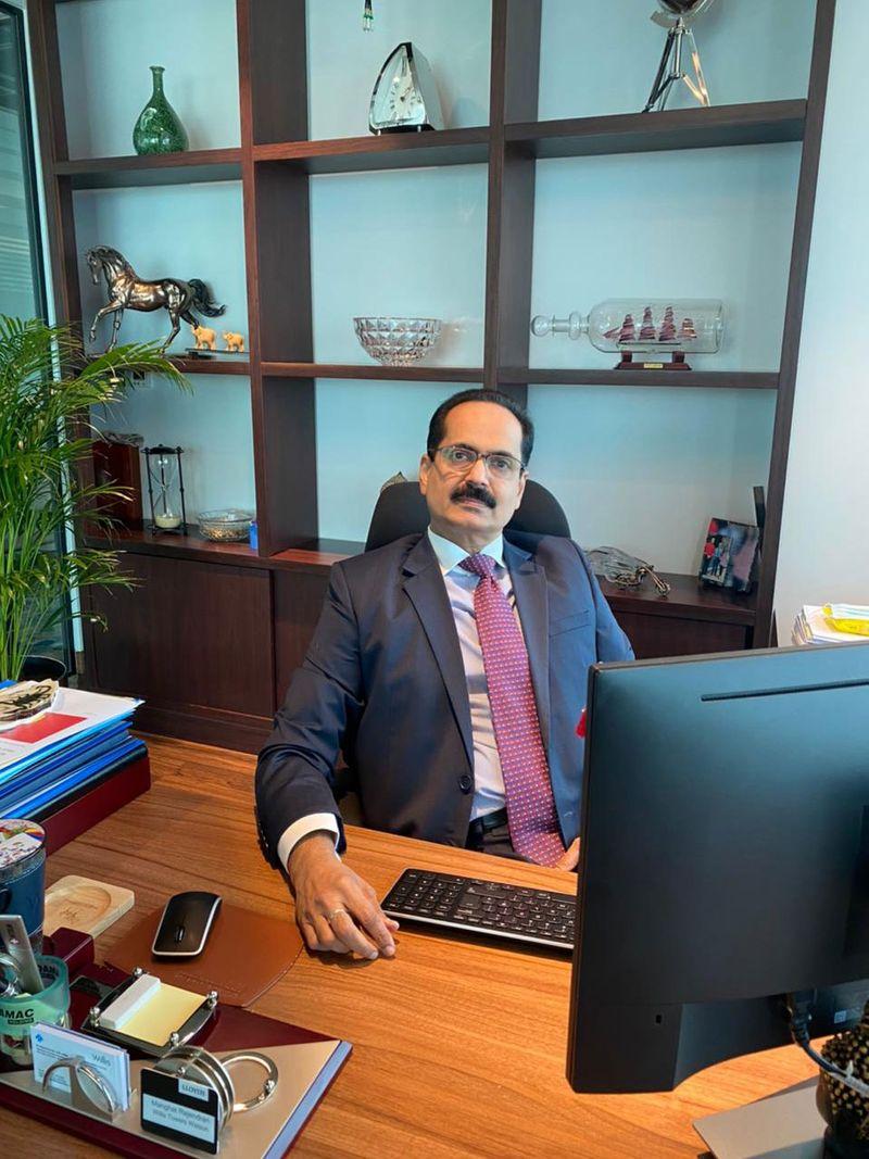 M. Rajendran of Al Futtaim Willis