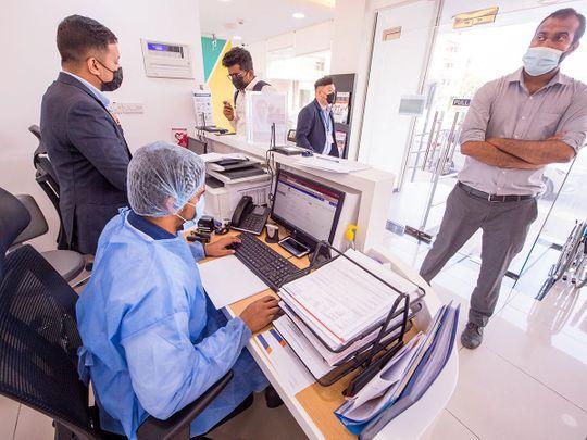 Stock - Dubai healthcare (Right Health)