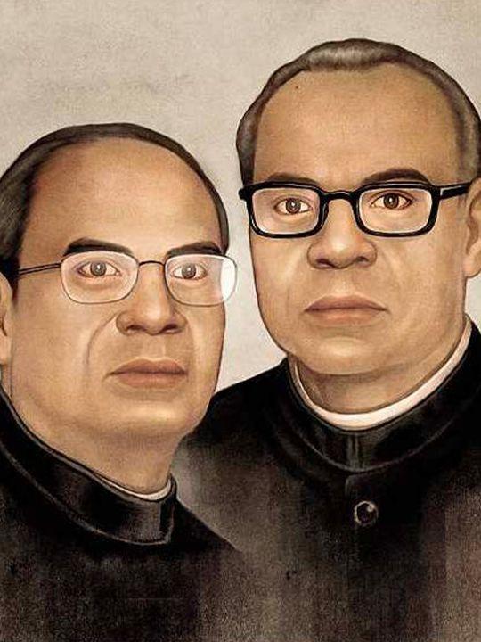 The Hinduja brothers