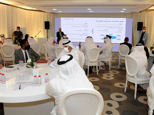 The UAE Sports Sector Strategy 2032 interactive workshop