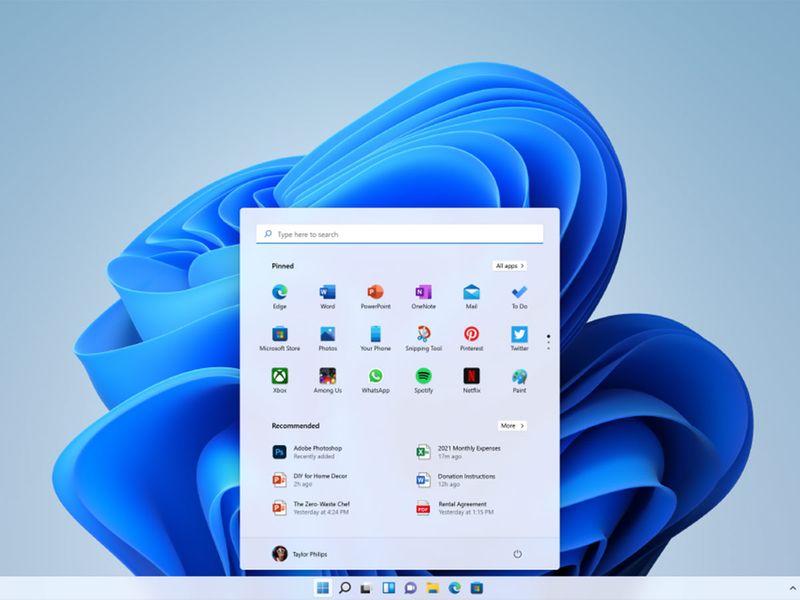 Windows 11_Apps in Windows