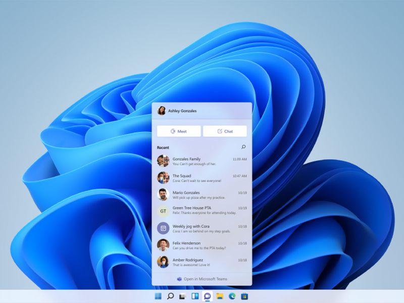Windows 11_Teams