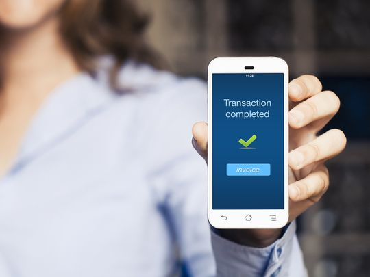 UAE online transfer payments