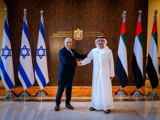 210630 UAE Israel