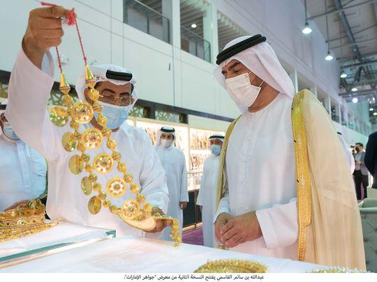 Sheikh Abdullah bin Salem bin Sultan Al Qasimi