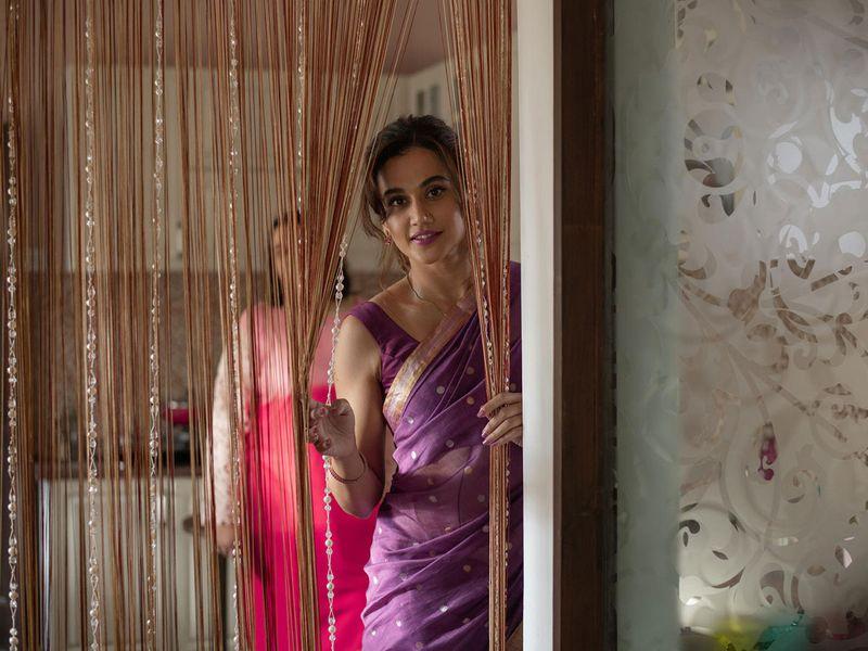 Taapsee Pannu in 'Haseen Dillruba'