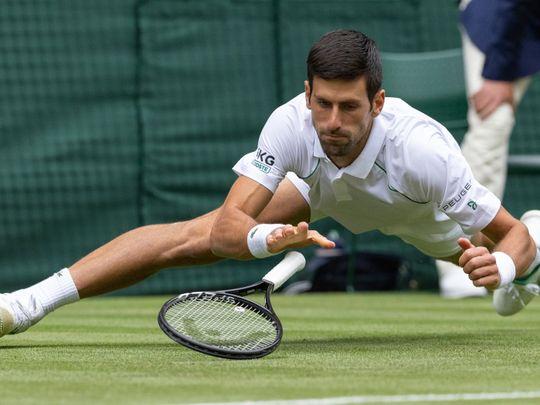 Tennis - Djokovic