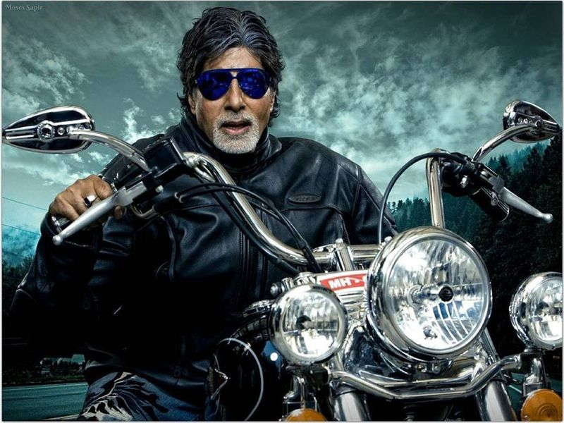 Amitabh Bachchan Verified