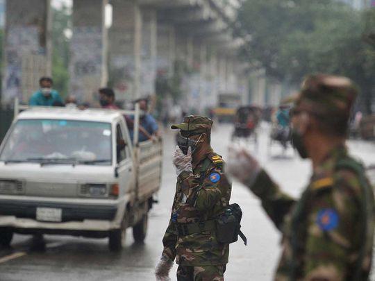 Bangladesh dhaka army