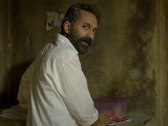 Fahadh Faasil in 'Malik'