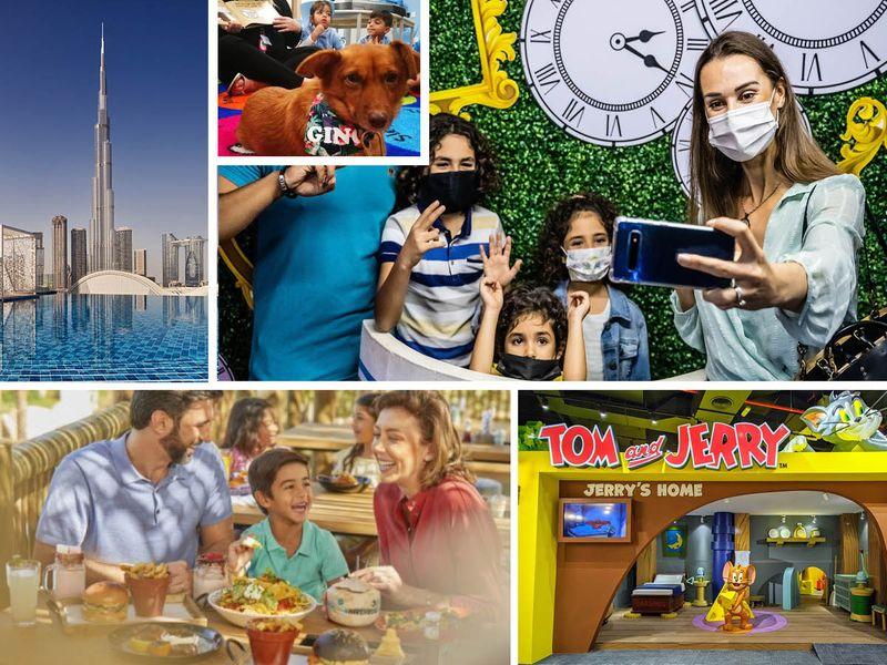 Family fun with kids in Dubai