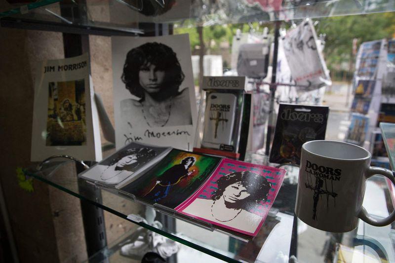 Jim Morrison grave-1625125555869