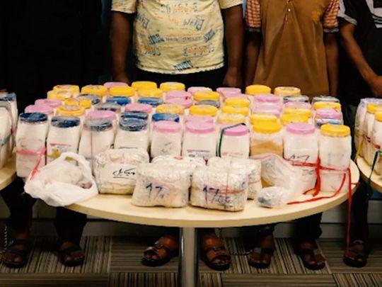 NAT Sharjah police foil 216 kg drug smuggling operation2-1625139225114