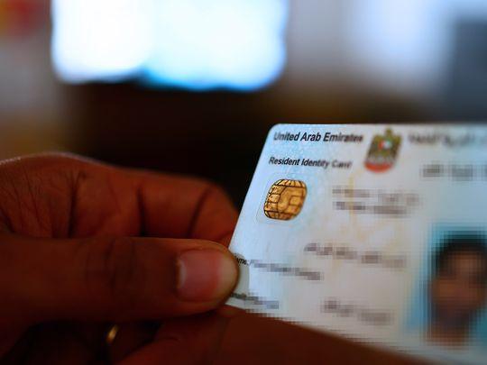 STOCK Emirates ID