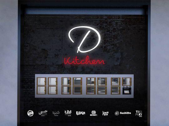 Stock - Dark Kitchen (DKitchen from AWJ Investments)