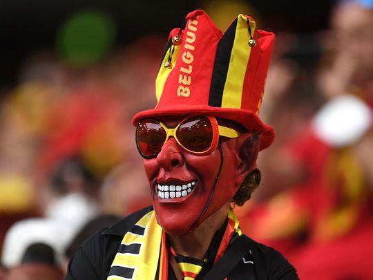 Belgium take on Italy