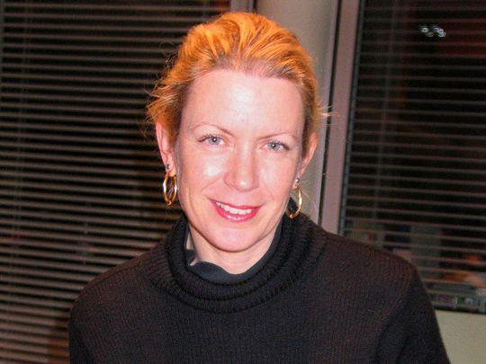 Britain's Frieda Hughes