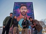 Mess mural gallery
