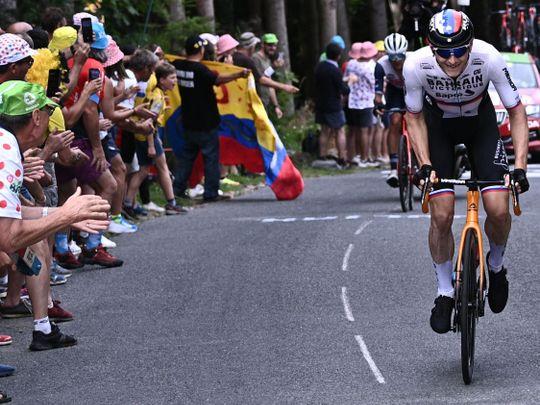 Tour de France - Mohoric