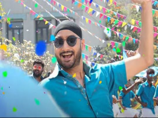 Harbhajan Singh in 'Friendship'