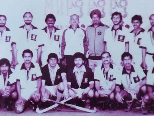 Hockey - Zafar Iqbal