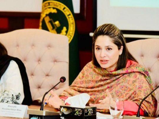 PTI MNA Shandana Gulzar Khan
