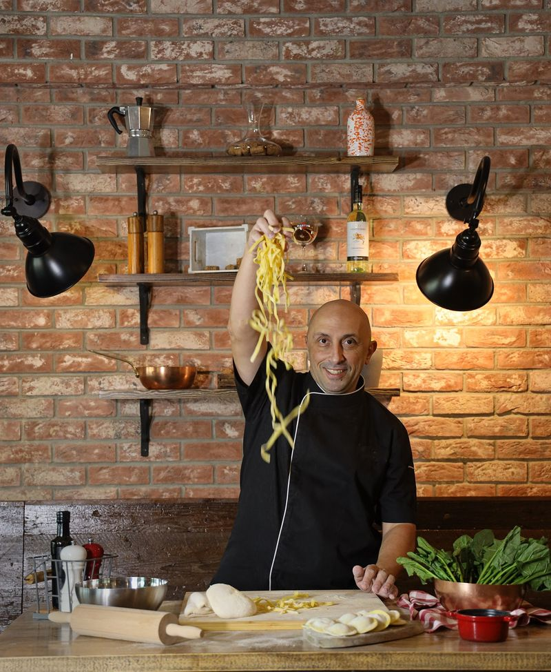 Trattoria Pasta Making