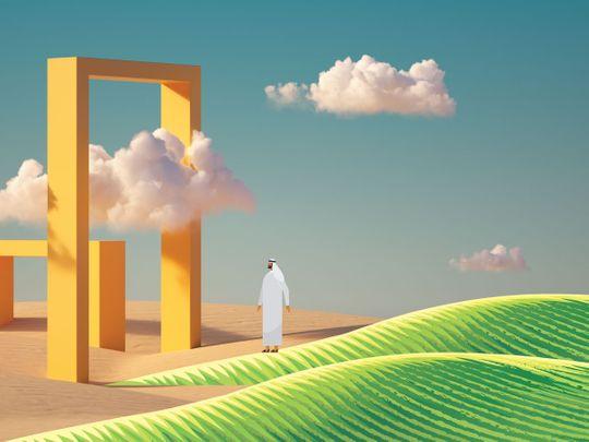 UAE - The Year 50