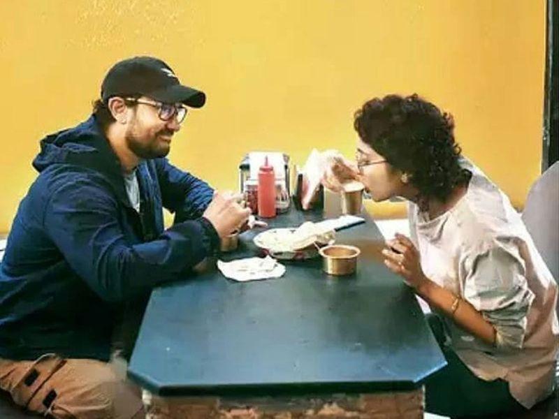 Aamir Khana nd Kiran Rao
