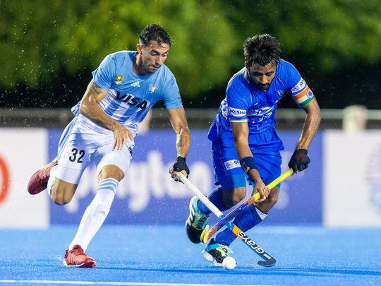 Hockey - Manpreet Singh