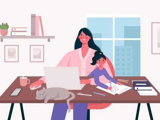 It's official: Stay-at-home parent is now a recognised job title