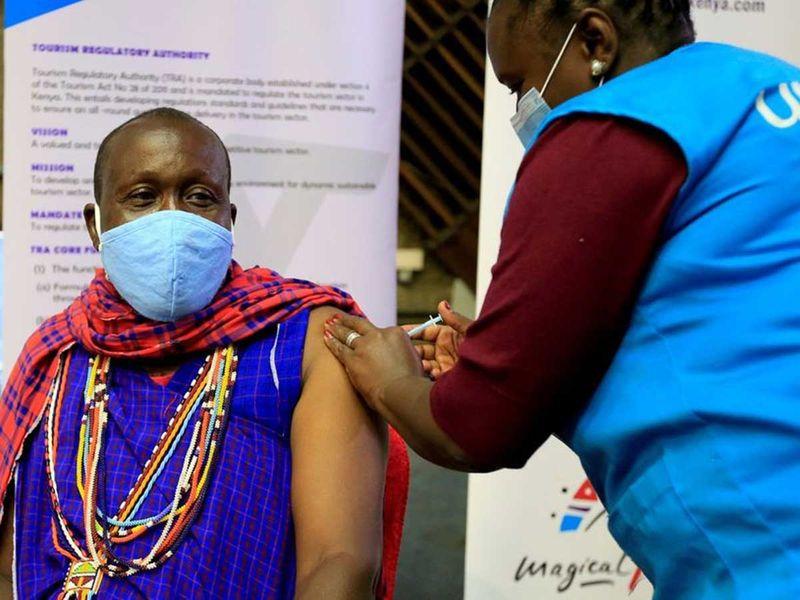 Kenya covid vaccine