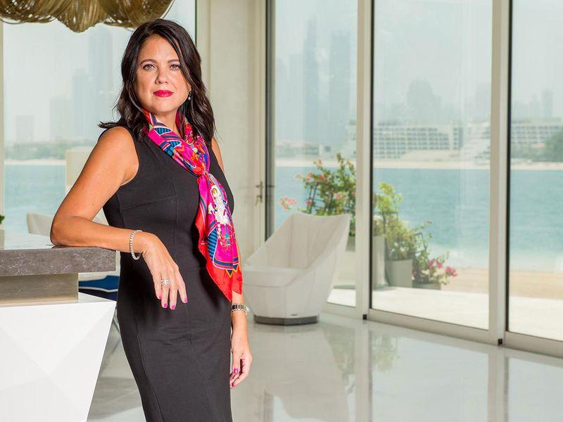 Stock - Lynnette Abad of Property Finder