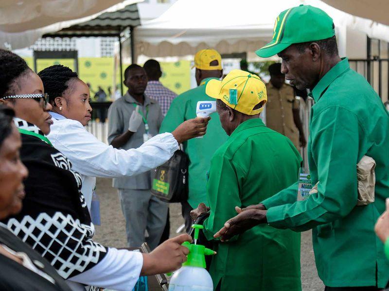 Tanzania covid vaccine