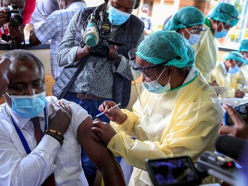 Zimbabwe vaccine covid