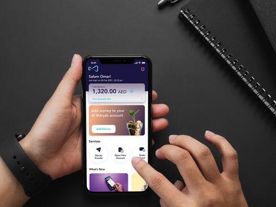 Al Maryah Bank App