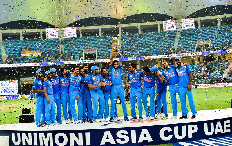 Cricket - Asia Cup