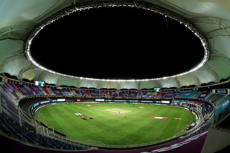 Cricket - Dubai International Stadium