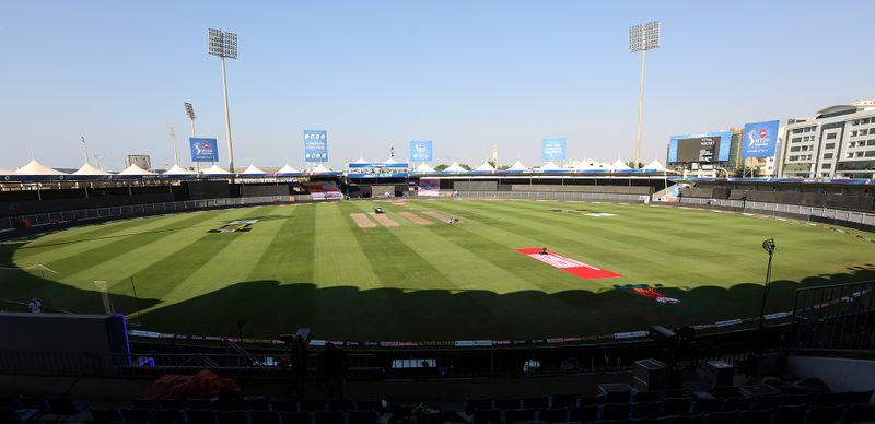 Cricket - Sharjah Stadium