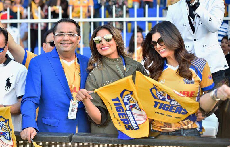 Cricket: T10 League