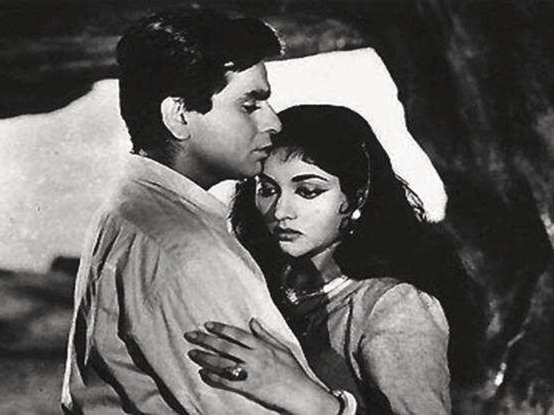 Dilip Kumar and Vyjayanthimala in Madhumati IMDB-1625626905827