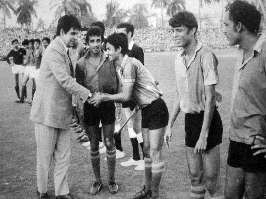 Football - Dilip Kumar