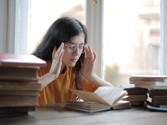 Girl student, generic