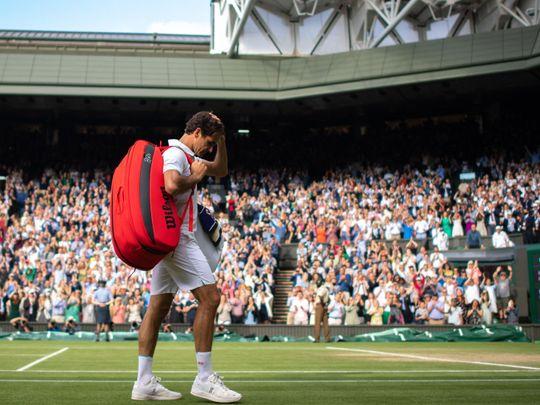 Tennis - Federer