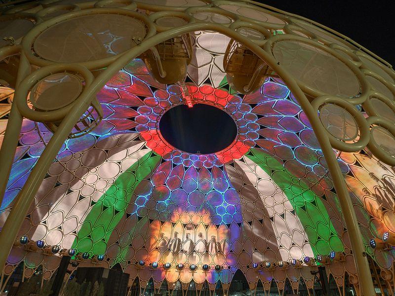 al wasl plaza expo 2020