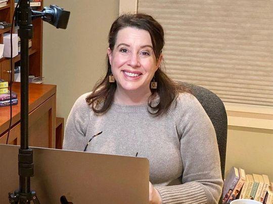 'Bridgerton' author Julia Quinn